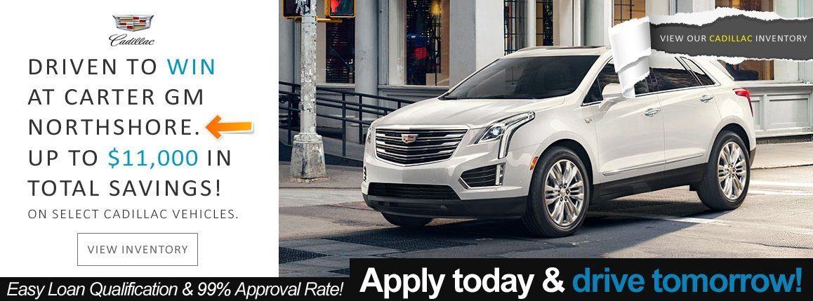Cadillac Bonus Event