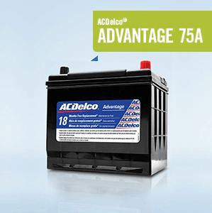 ACDelco Advantage 75A